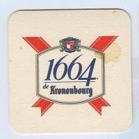 Kronenbourg alátét A oldal