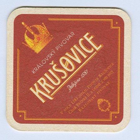 Krusovice alátét B oldal
