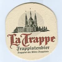 La Trappe alátét A oldal