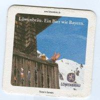 Löwenbräu alátét A oldal