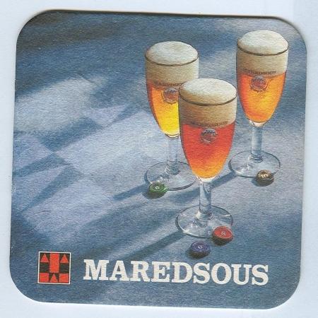 Maredsous alátét A oldal