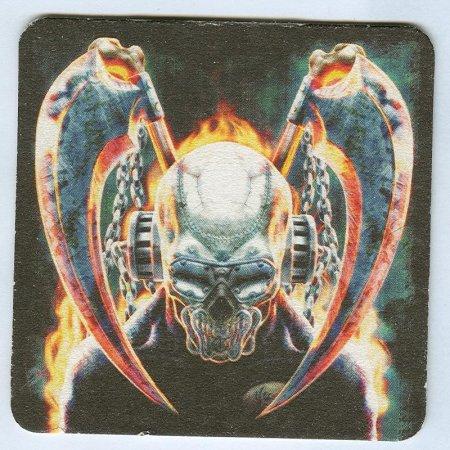 Megadeth alátét A oldal