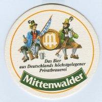 Mittenwalder alátét B oldal