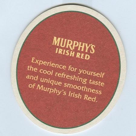 Murphy's alátét B oldal