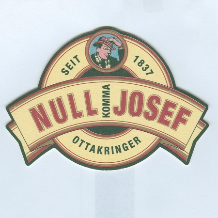 Null Komma Josef alátét B oldal