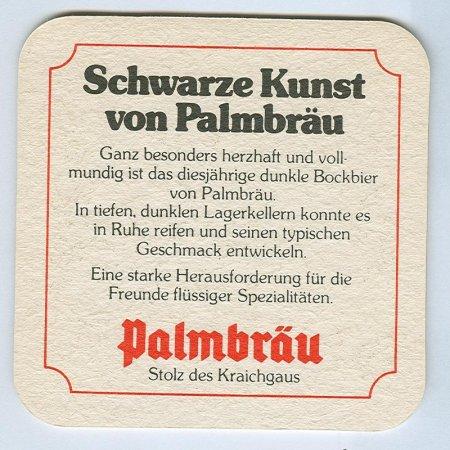 Palm2 alátét B oldal