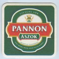 Pannon Ászok alátét A oldal