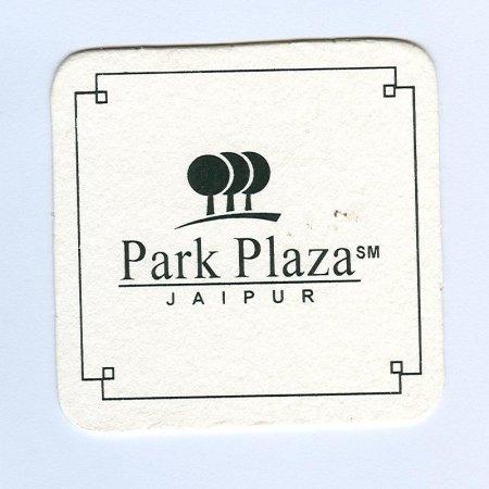 Park Plaza alátét A oldal