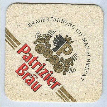 Patrizier alátét B oldal