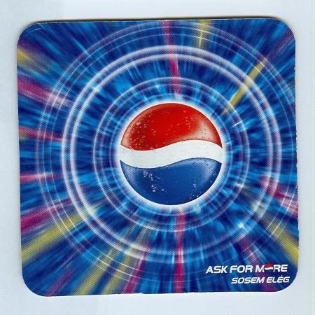 Pepsi alátét B oldal
