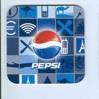 Pepsi alátét A oldal