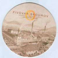 Pivovar Broumov alátét A oldal