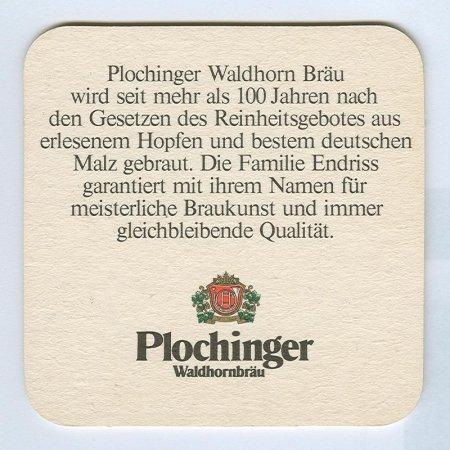 Plochinger alátét B oldal