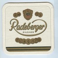 Radeberger alátét A oldal