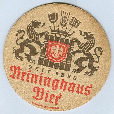 Reininghaus alátét B oldal