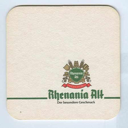 Rhenania alt alátét A oldal