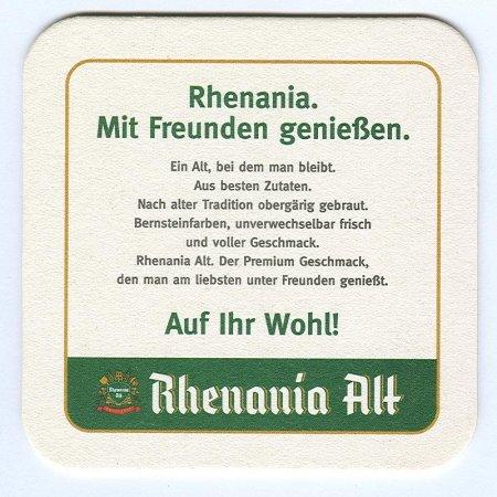 Rhenania alt alátét B oldal