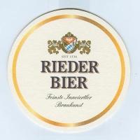 Rieder alátét A oldal