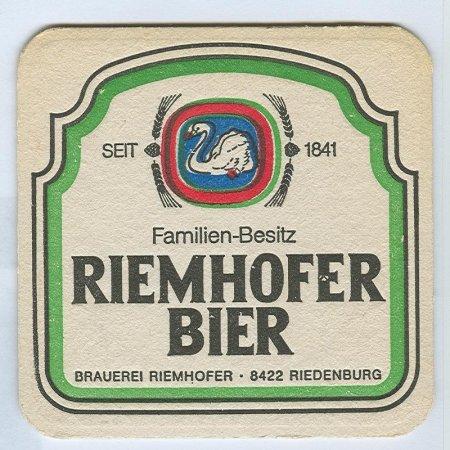 Riemhofer alátét A oldal