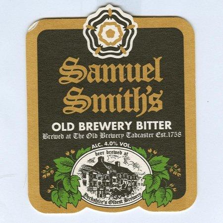 Samuel Smith's alátét A oldal