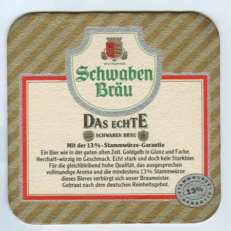 Schwaben alátét B oldal