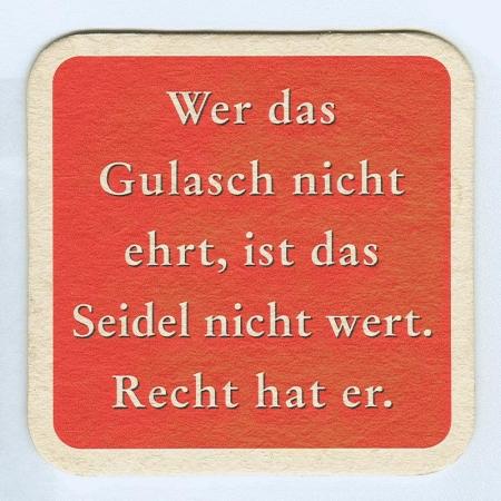 Schwechater alátét B oldal