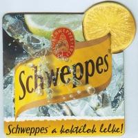 Schweppes alátét A oldal