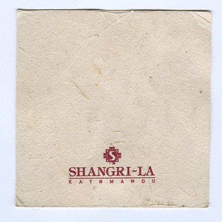 Shangri~la alátét B oldal