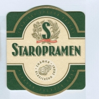 Staropramen alátét A oldal