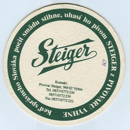 Steiger alátét B oldal