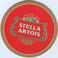 Stella Artois alátét A oldal