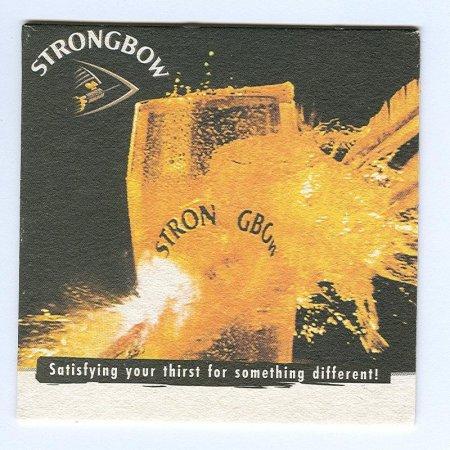 Strongbow alátét A oldal