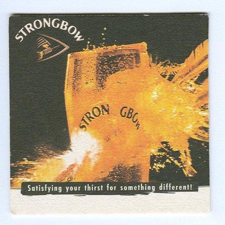 Strongbow alátét B oldal