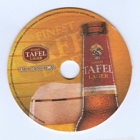 Tafel alátét A oldal