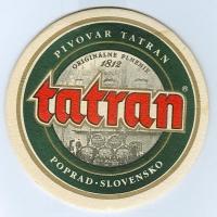 Tatran alátét A oldal