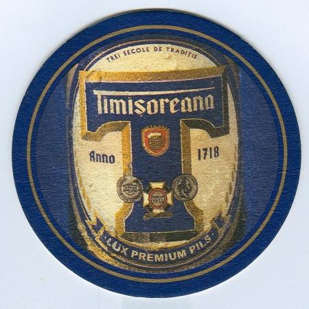 Timisoreana alátét A oldal