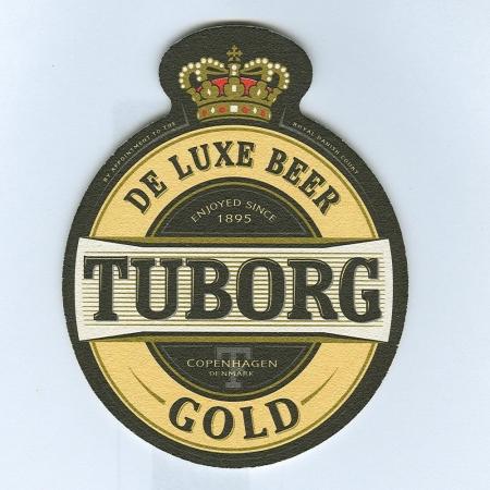 Tuborg alátét A oldal