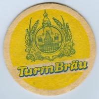 Turmbräu alátét A oldal