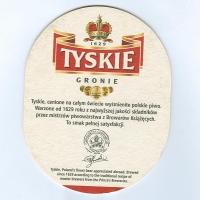 Tyskie alátét B oldal