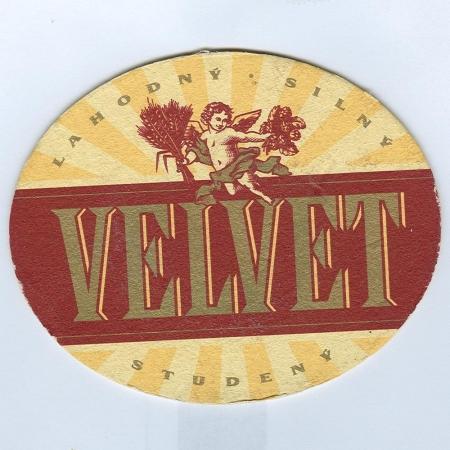 Velvet alátét B oldal