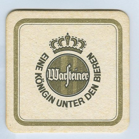 Warsteiner alátét A oldal