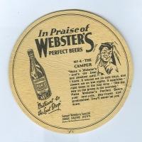 Webster's alátét B oldal