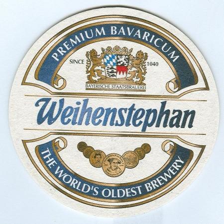 Weihenstephan alátét A oldal