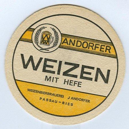 Weizen Andorfer alátét A oldal