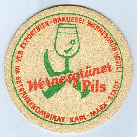 Wernesgrüner alátét A oldal