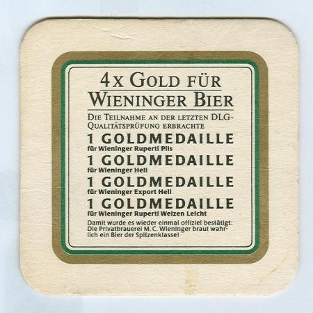 Wieninger alátét B oldal