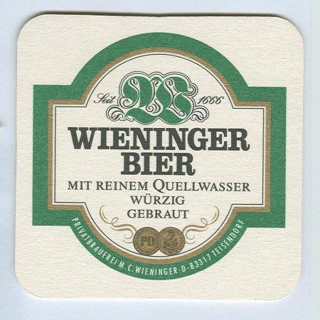 Wieninger alátét A oldal