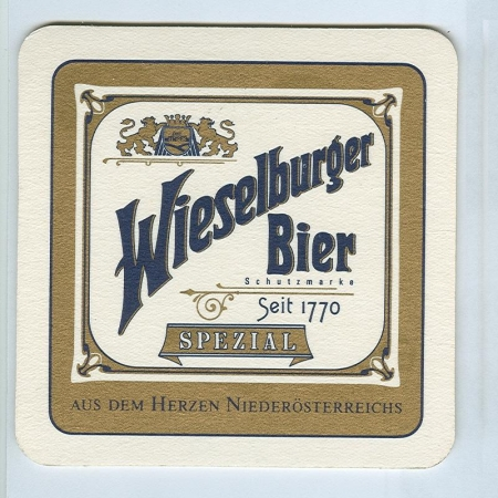 Wieselburger alátét A oldal