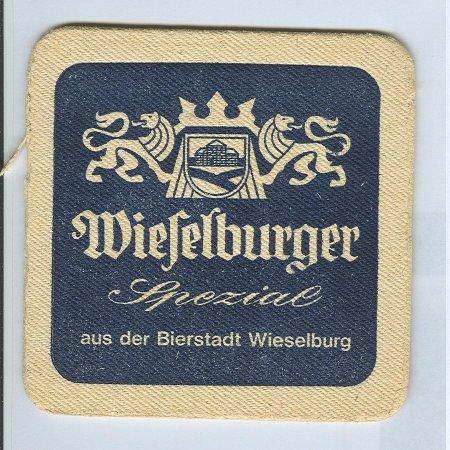 Wieselburger alátét B oldal