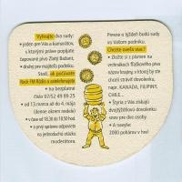 Zlatý Bažant alátét A oldal